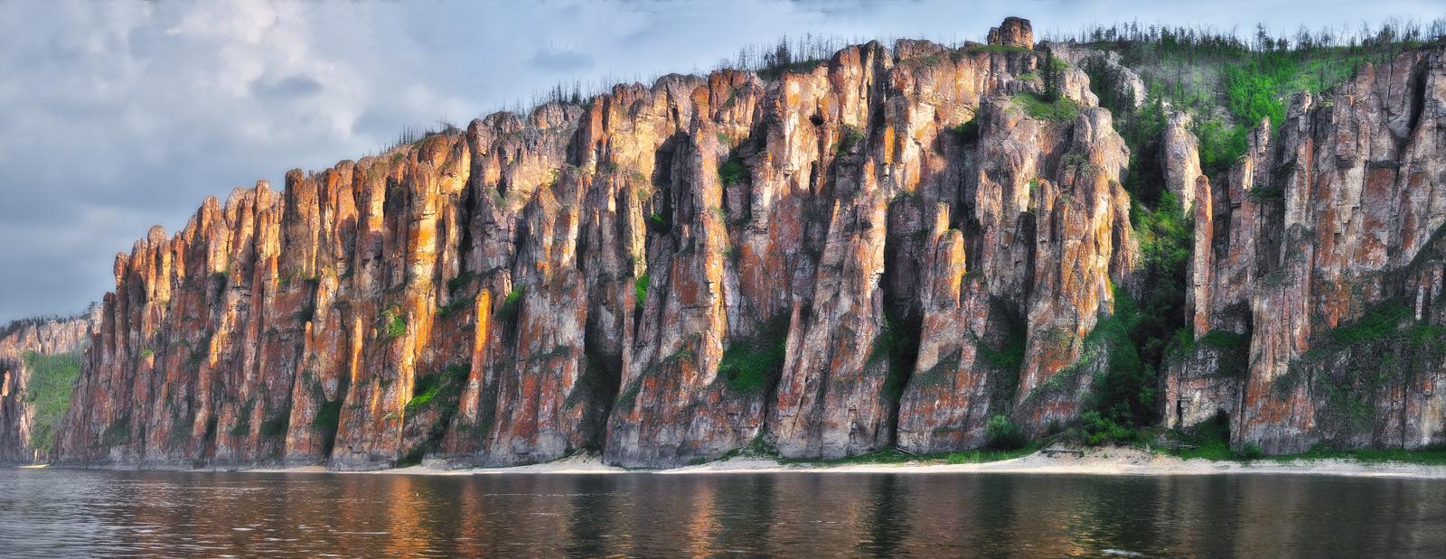 Сибирь. Якутия. Круиз по реке Лене и морю Лаптевых